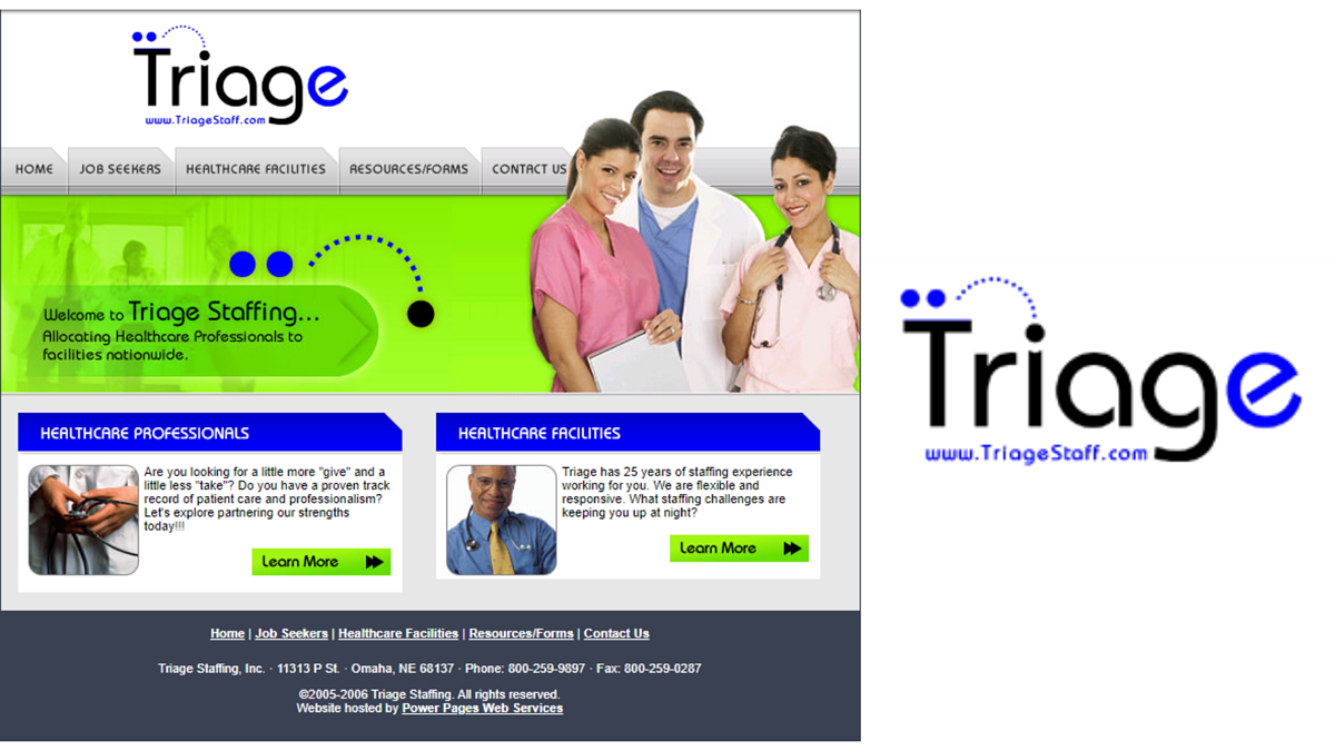 Triage OG Web and Logo