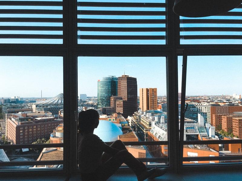 Lonely Healthcare Traveler